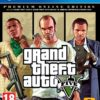 Grand Theft Auto V Premium Online Edition – Special Limited – PlayStation 4